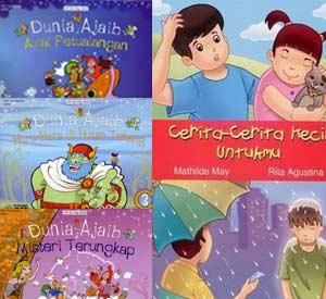 Pelatihan Menulis Cerita Anak