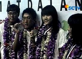 Pelajar Indonesia Menyabet Emas di Olimpiade Sains