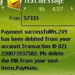 BNI Luncurkan SMS Payment