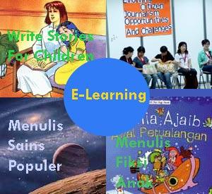 Belajar Menulis di Sekolah Online Visikata