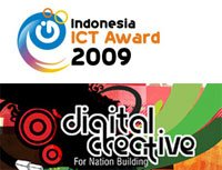 Pemenang Indonesia Information Communication and Technology Award (INAICTA) 2009.
