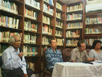 Diskusi Hak Cipta Dalam Dunia Penulisan dan Perbukuan