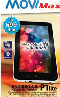 Tablet MovieMax P1lite Harga Murah